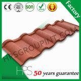 Hoja de material de construcción ligera de aluminio corrugado color Roofing