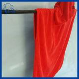Microfibra con capucha para niños Poncho toalla (QH9985048)