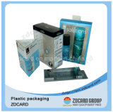 Verschiedene Entwürfe bunter gedruckter Plastik-Belüftung-Kasten