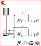 自動高圧放水銃の火-消火システム