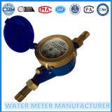 Contador del agua, Multi-Jet Limpieza del tipo de marcación (LXSG-15E-40E)