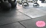 Preiswerte Gymnastik-Gummifußboden, im Freienspielplatz-Gummifußboden-Matte