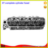 Les pièces de moteur complètent la culasse 11101-73020 4y pour Toyota 491q