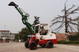 SGSとのHaiqin BrandのセリウムApproved Mini Excavator (HQ910C)