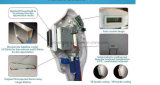Chargement initial de Shr de machine d'épilation de déplacement de colorant de déplacement de ride de chargement initial