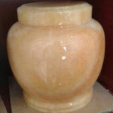 Urnen van de Steen van China de In het groot Natuurlijke voor As