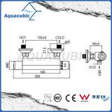 L'ottone della stanza da bagno cromato Anti-Scotta il rubinetto termostatico dell'acquazzone (AF4231-7)