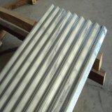 le lamiere di acciaio del metallo del piatto d'acciaio di 0.14mm hanno galvanizzato lo strato del tetto della lamiera di acciaio