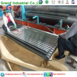 Trapezoides PPGI/Gi Aluzinc gewelltes galvanisiertes  Roof Sheeting Preise für Afrika-Markt 5