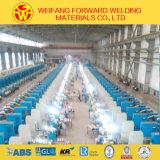 Câblage cuivre/fil d'enroulement émaux par polyester