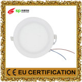 LED-Beleuchtung Embedded Round Panel-Lampen-Licht-AC85-265V