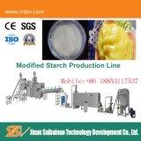 Máquina/planta/linha modificadas automáticas cheias da extrusão do amido