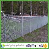2016 Hot Sale Asutralia Standard Galvanized Boundary Chain Link Fence