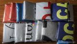 Подгонянный напольный логос Verious рекламируя индикацию и Поляк флага печати