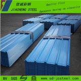 Покрасьте Coated Corrugated стальной лист от Китая