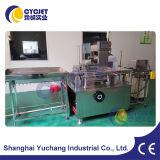 Vervaardiging cyc-125 van Shanghai de Automatische Machine van de Verpakking van de Kaas/Kartonnerende Machine