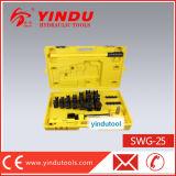 Dia 10から25mmの手動管のベンダー(SWG-25)