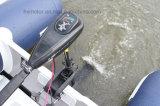 Motor de pesca con cebo de cuchara con cebo de cuchara eléctrico para la canoa 40lbs del agua salada fresca y