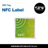 Etiqueta impermeável autoadesiva C Ultralight ISO14443A de Nfc