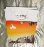 bolsa de papel de encargo de la alta calidad de la fabricación profesional