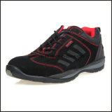 Chaussure de sûreté de femmes de Tweight de lumière de cuir véritable En20345