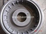 Soild Reifen-Form-Gabelstapler-Gummireifen-Form