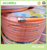Manguito hidráulico del aislante de tubo del tubo del aerosol de alta presión plástico del aire del PVC