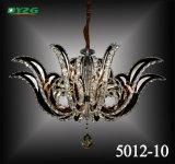 최신 판매 홈 장식적인 수정같은 샹들리에 또는 샹들리에 펜던트 Lampbyzg5012-10
