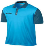 Gebildet in China Raglan Sleeve Polo Shirt