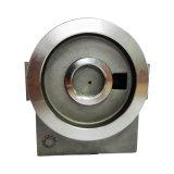 Die Aluminium Schwerkraft Druckguss-Teil für Filter-Unterseite (OEM/ODM)