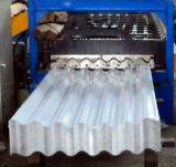 Цвет покрытием профилированный стальной лист