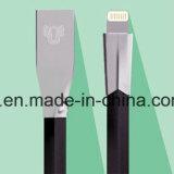 Câble de caractéristiques principal en alliage de zinc de logo fait sur commande pour le cadeau