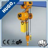 Изготовление Machine Electric Lifting Hoist Moving Electric Trolley для Lifting