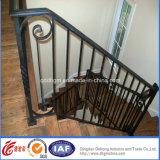 Chinesisches Supplier von Oramental Safety Durable Practical Wrought Iron Railings