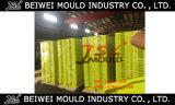 Empilement du fabricant en plastique de moule de boîte de poissons d'injection
