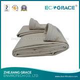 Polvere che raccoglie il sacchetto filtro del poliestere di Baghouse