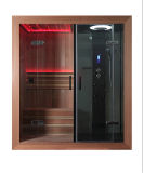Zaal van de Combinatie van de Stoom van de Douche van de Sauna van Monalisa de Luxe (m-6035)