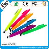 Pluma Promotiona de la aguja que hace publicidad de la aguja Shaped del rugbi de la pluma para el equipo del panel de tacto
