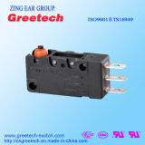 Waterproof e espanar o micro interruptor da prova usado para os aparelhos electrodomésticos