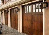 Твердая деревянная дверь с романными типом и высоким качеством