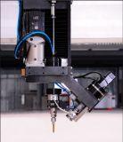 복합물 모양 5 축선 교류 제트기 절단기를 자르기