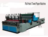 máquina de fabricación de papel toalla de mano