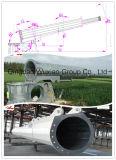 torretta idraulica dell'acciaio del vento 50kw