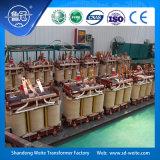 Oil-cooled (ONAN) Verteilungstransformator des ANSI-Standardeinphasigen 6kV/6.3kV/10kV/11kV