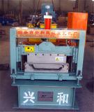 Roulis de feuille de bobine de toit formant la machine