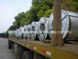 SGCC prepintó bobinas galvanizadas del acero PPGI/la bobina de acero primera de la calidad 0.16-0.8m m PPGI/PPGI/la bobina de acero prepintada del soldado enrollado en el ejército