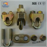 GroovesのDIN741 Malleable Iron Casting Wire Rope Clip
