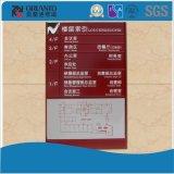 Index-flaches Zeichen Aluminiumcompany