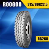 Todo o pneumático resistente radial de aço para o caminhão (315/80R22.5)