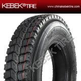 Pneus de camion de marque de Kebek, pneus de TBR